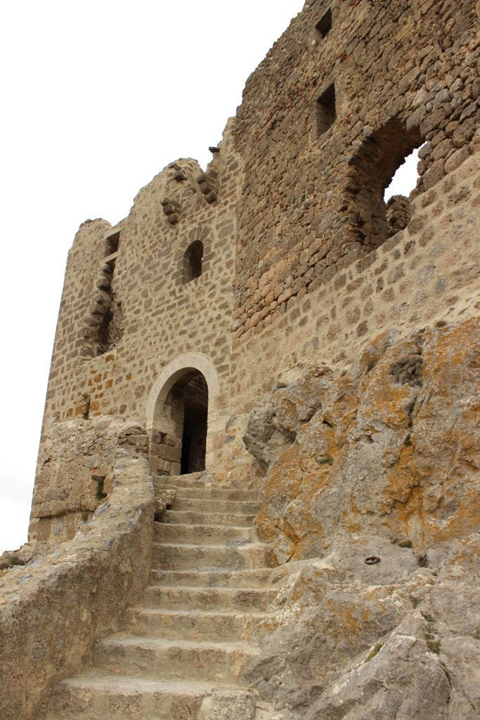castillo de Queribus