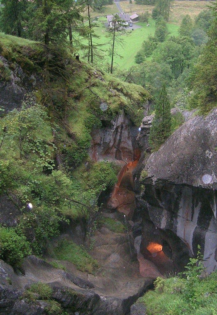 cataratas Trummelbach