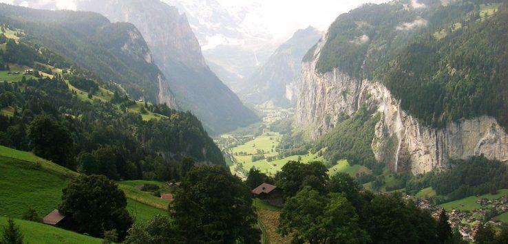 senderismo Suiza
