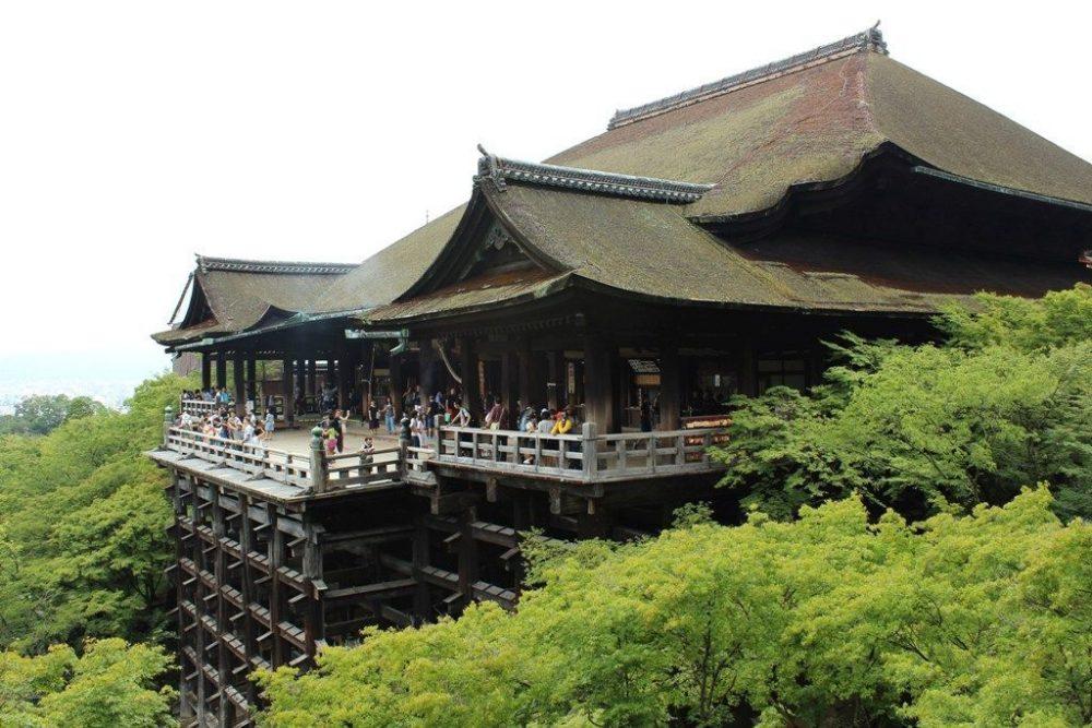Jap N D A 2 El Templo Kiyomizu Dera Y El Sur De