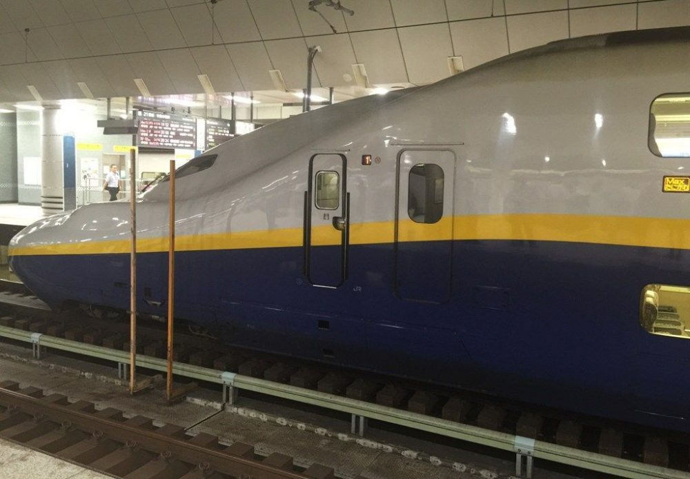 tren bala en Japón