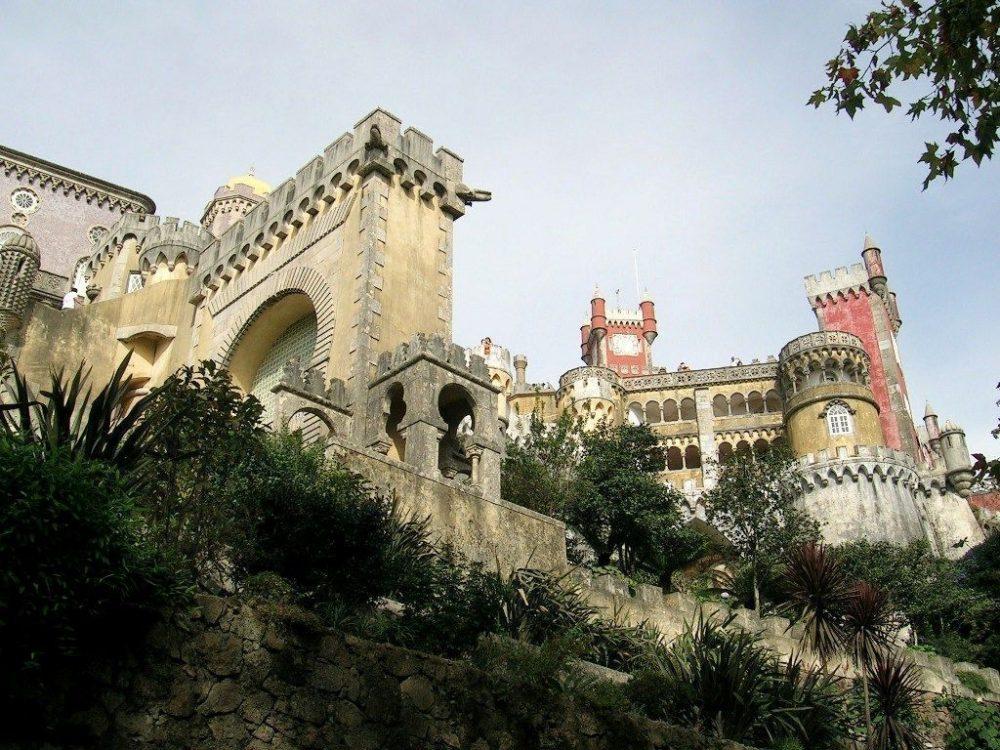 Los Castillos De Los Cuentos De Hadas Un Planeta Por Viajar