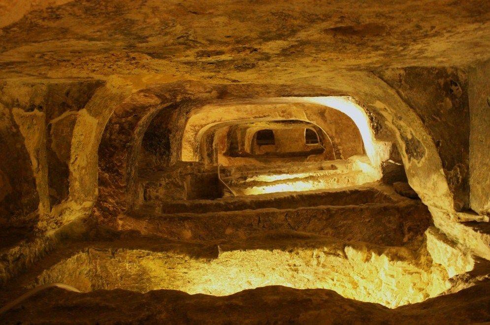 catacumbas de Malta