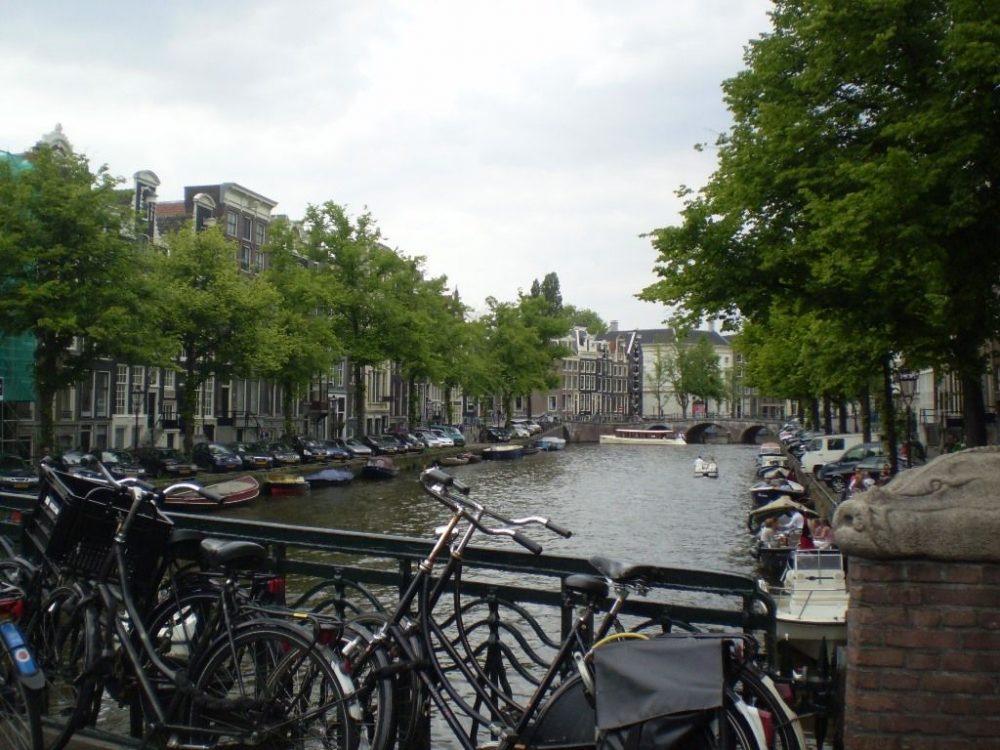 ciudades con canales