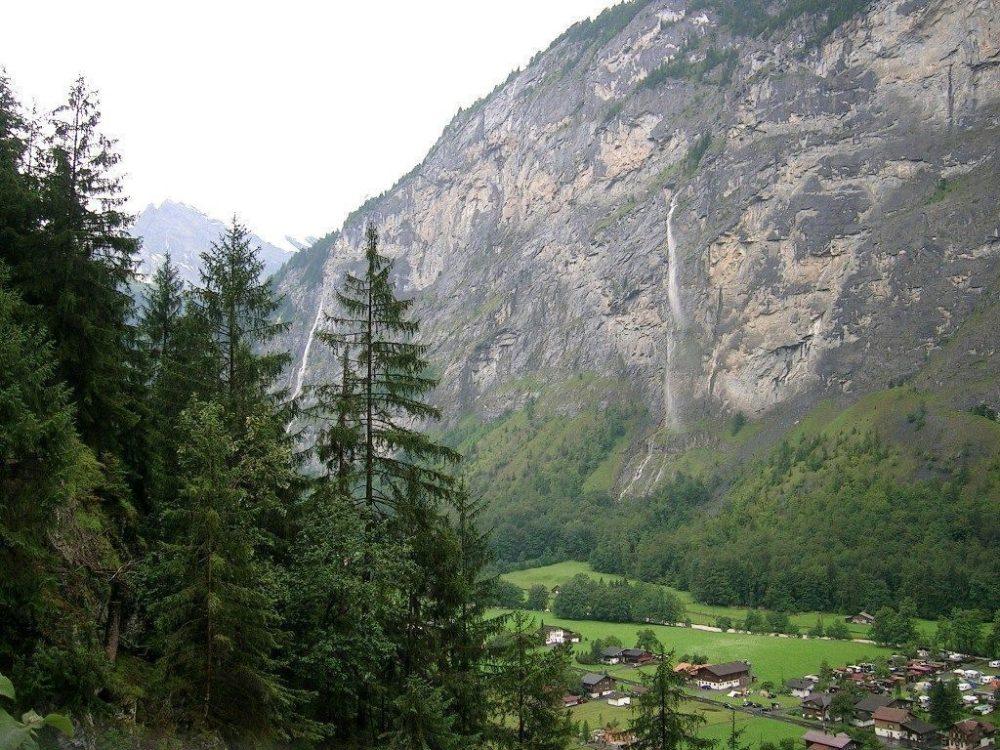 que ver cerca de Interlaken
