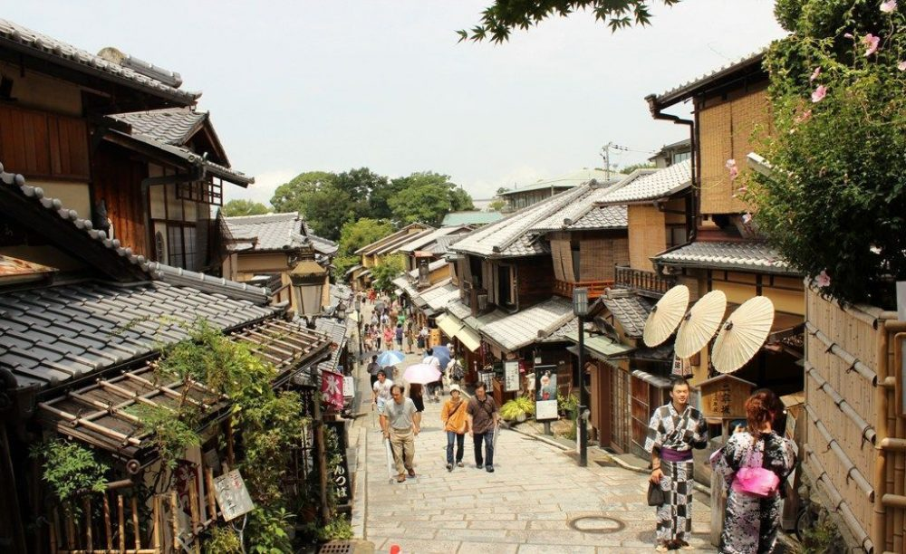 que ver en kioto
