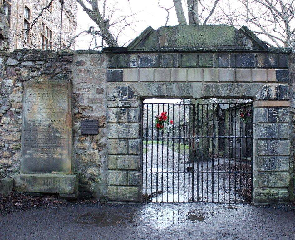 leyendas de Edimburgo
