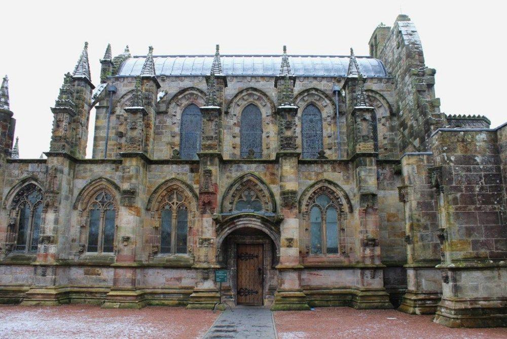 capilla de Rosslyn