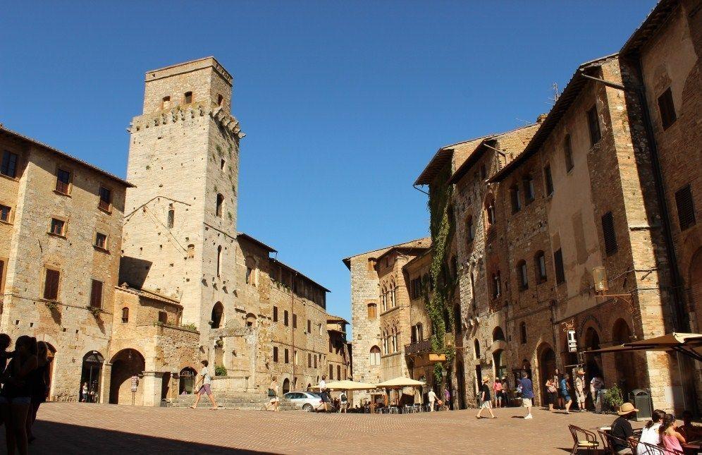 San Gimignano en un día