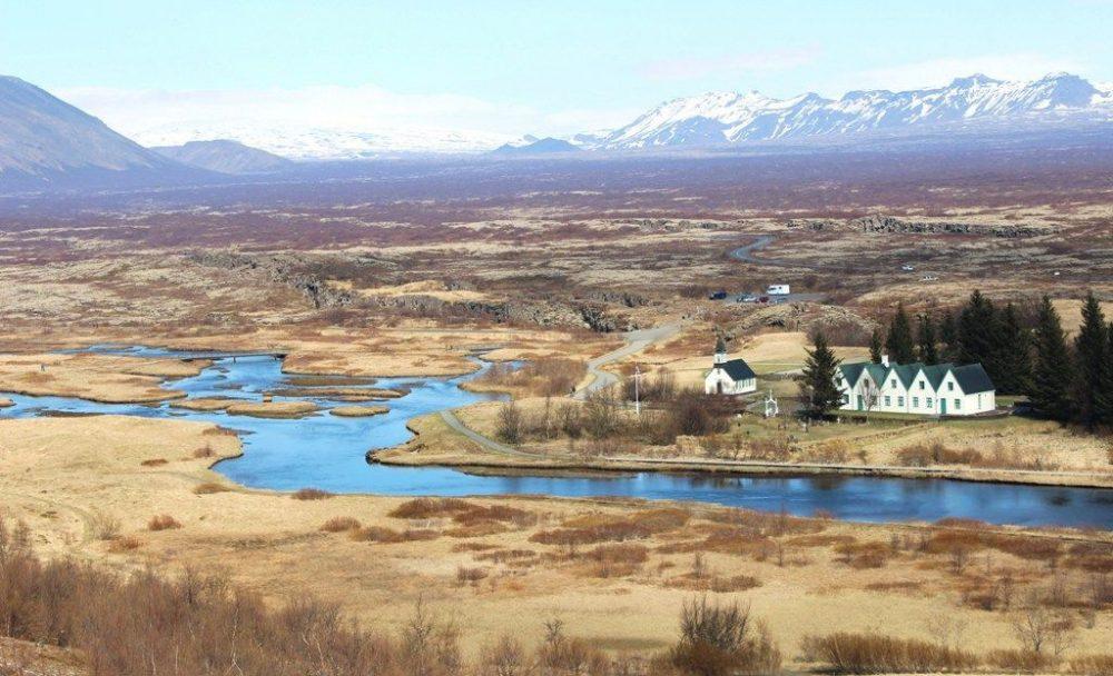 círculo dorado Islandia