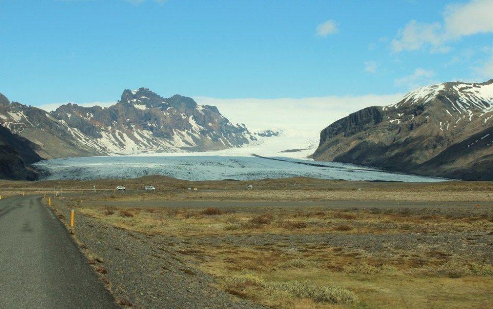 trekking glaciar Islandia