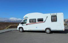 alquilar autocaravana en Islandia