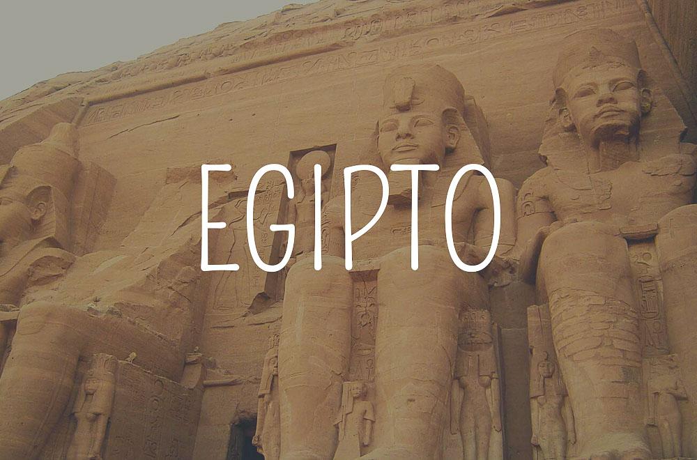 grandes viajes egipto