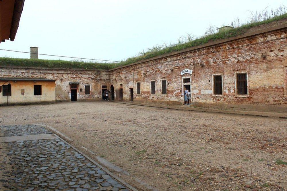 campo de concentración de Terezín