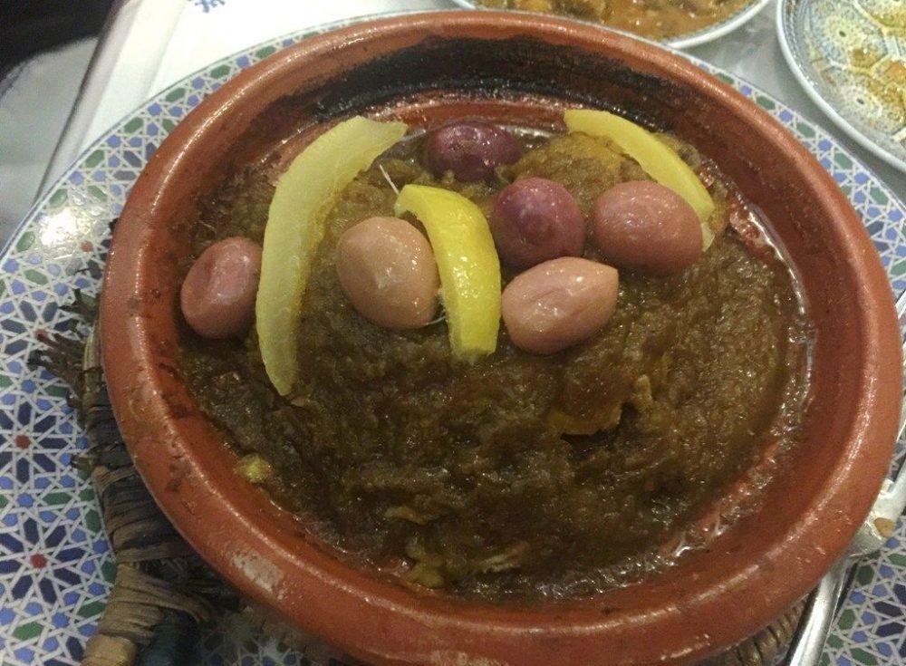 gastronomía marroquí