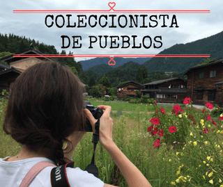 coleccionista de pueblos