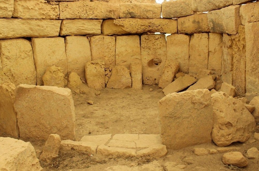 templos megalíticos de Malta