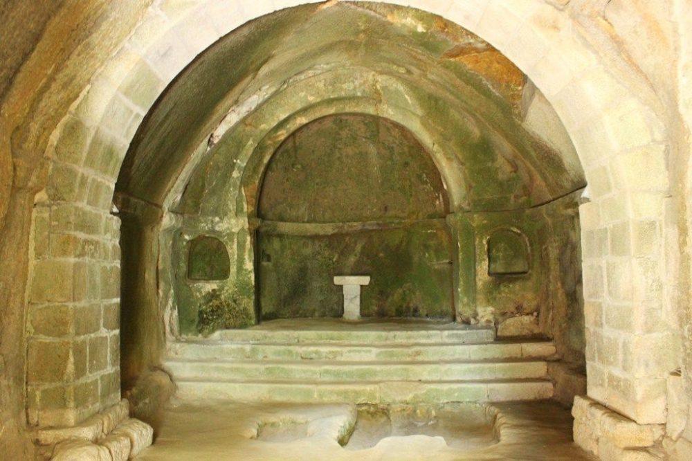 monasterio de San Pedro de Rocas