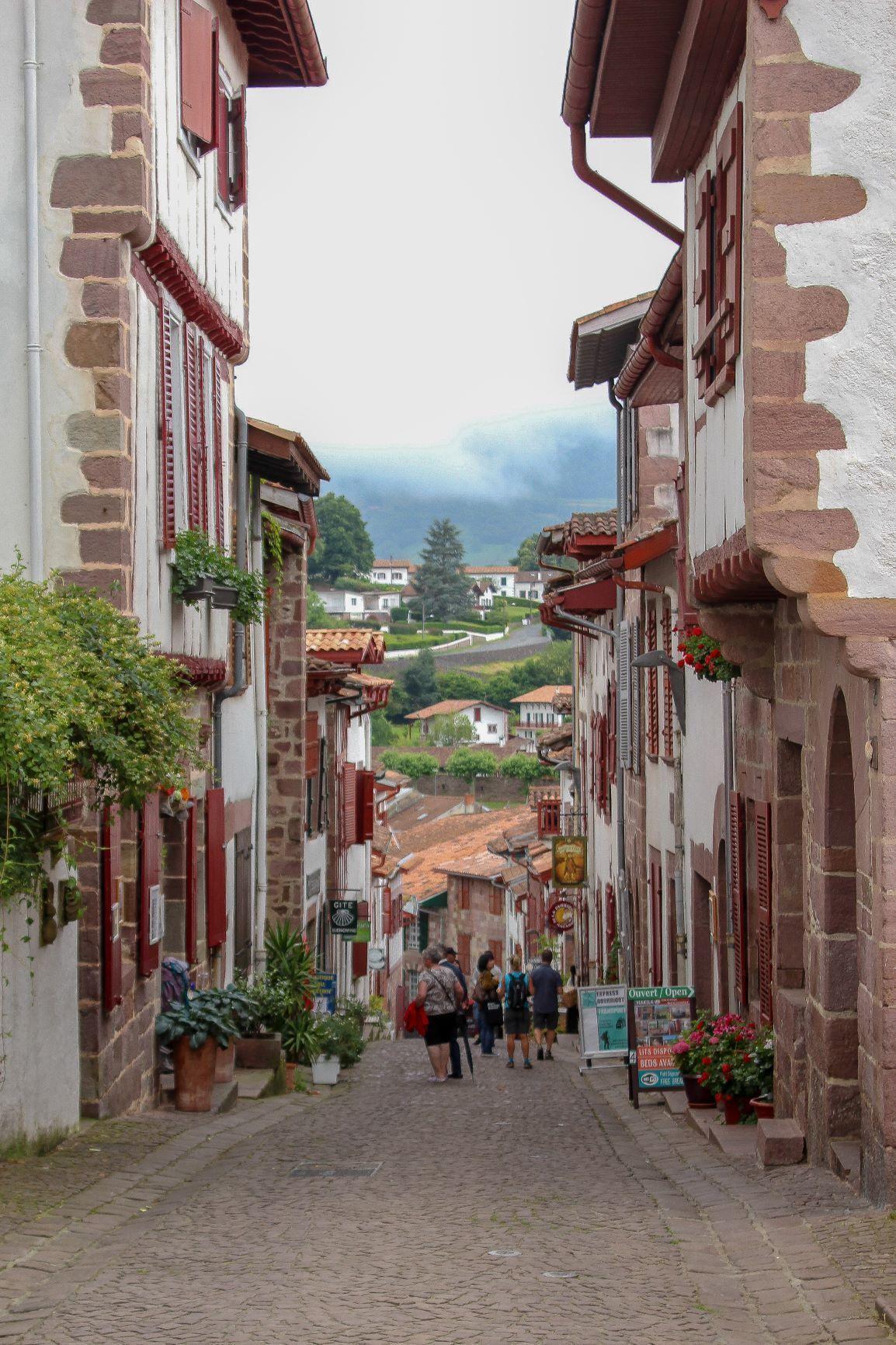 pueblos más bonitos del País Vasco francés