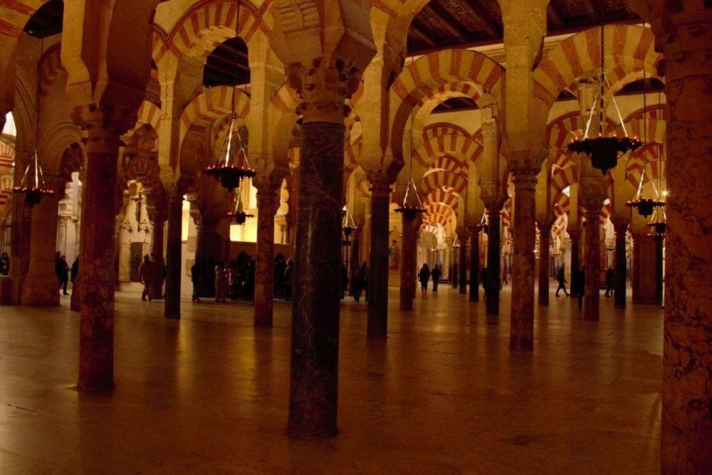 visitar la mezquita de Córdoba