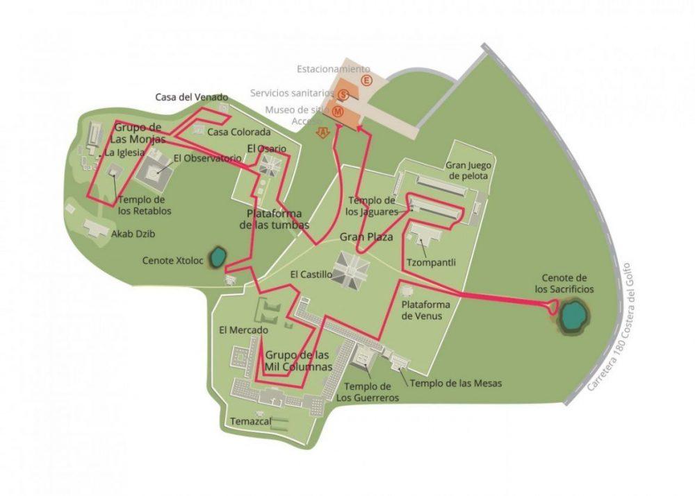 visitar Chichén Itzá