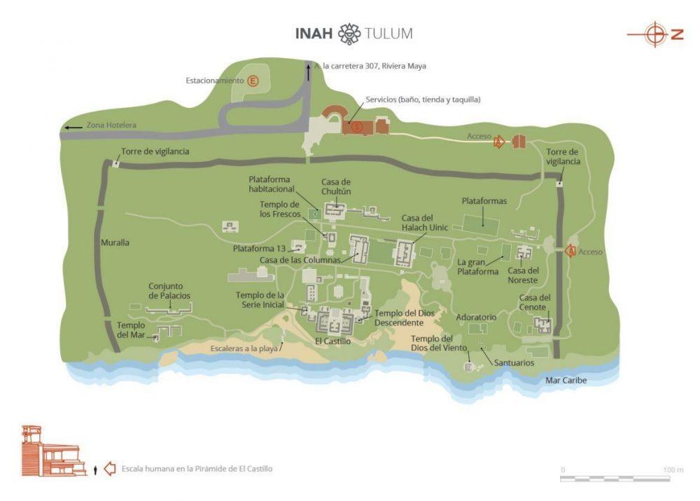 que ver en Tulum