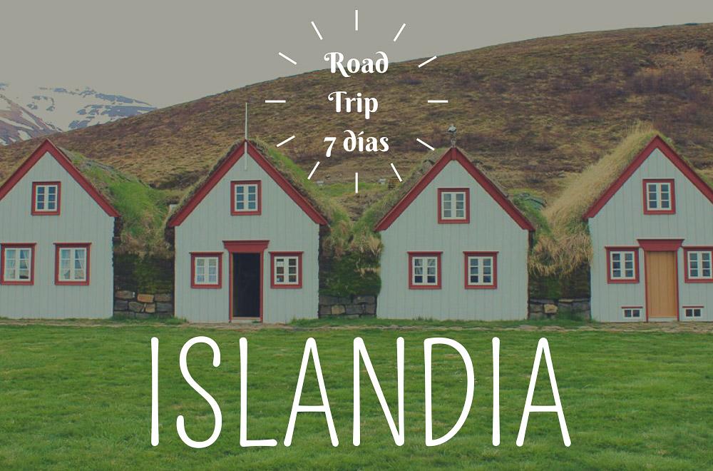 road trip islandia