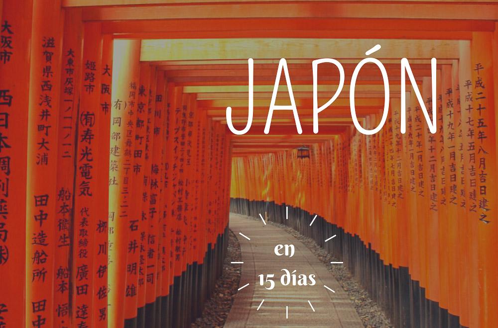 grandes viajes japón