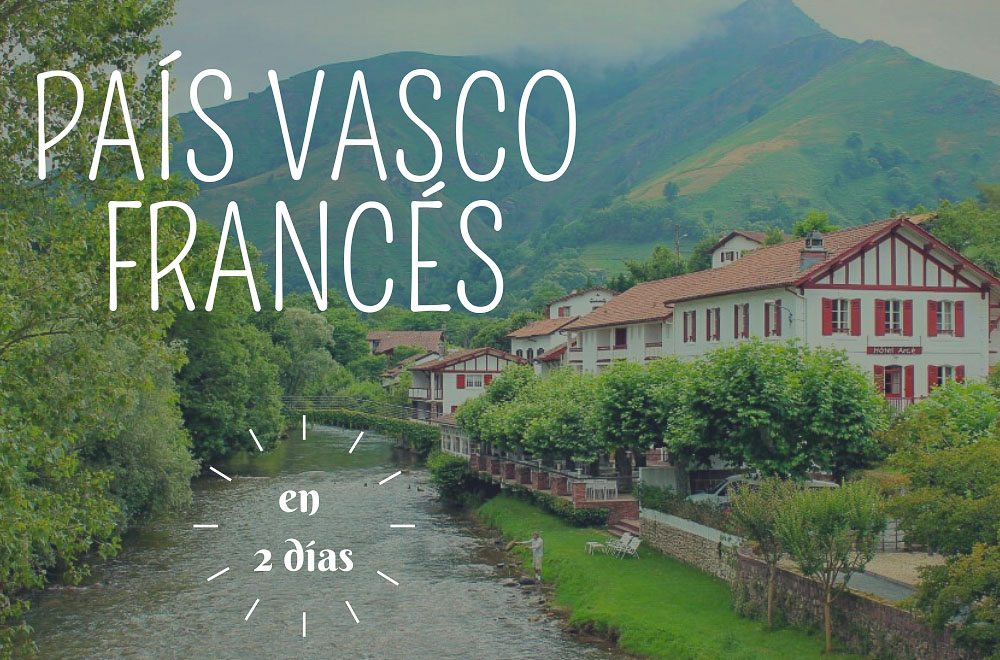road trip país vasco francés