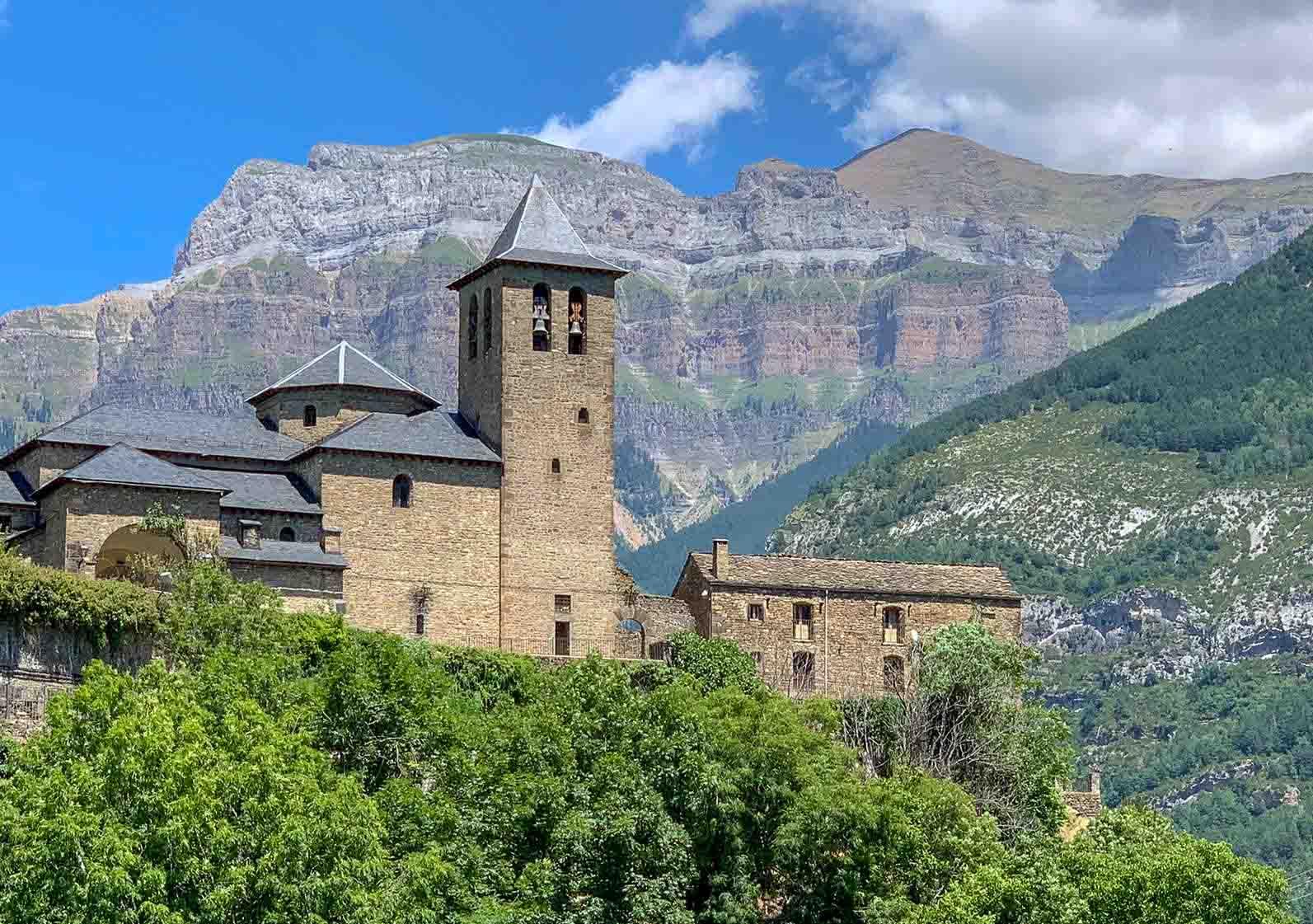 pueblos bonitos Pirineo Aragonés
